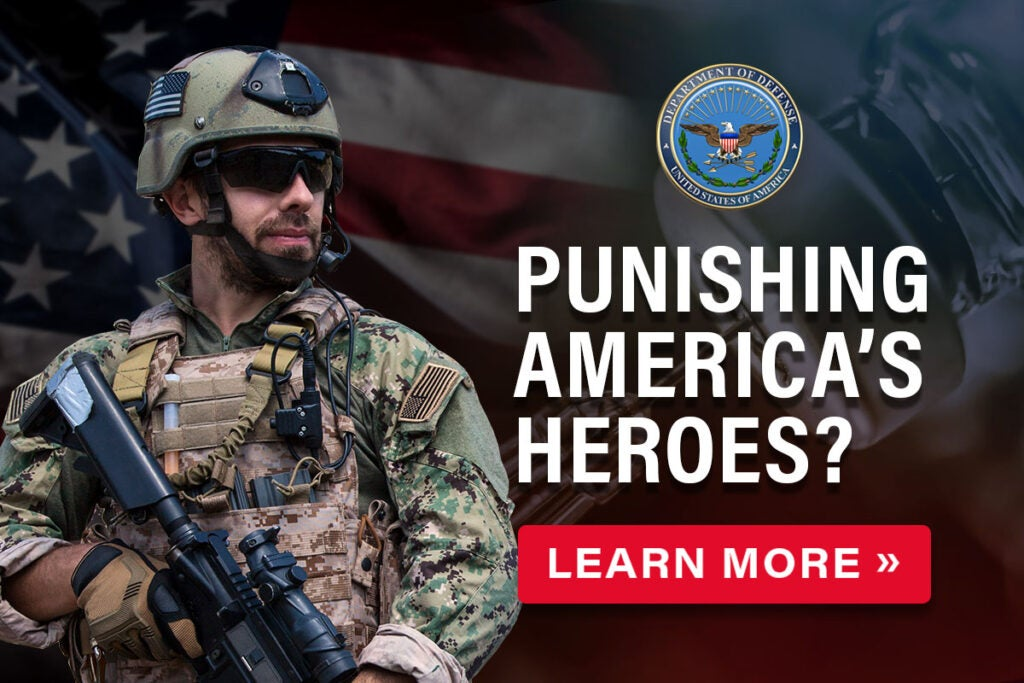 Punishing America's Heroes? | Learn More | First Liberty